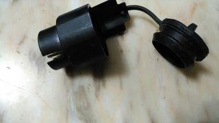 conexión adaptador de 7 polos a 13