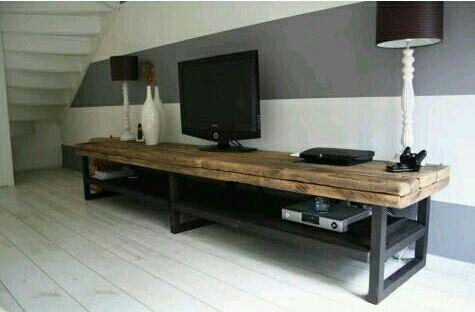 Comedor mueble salon televisor de segunda mano por 590 € en Madrid ...