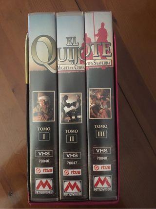 Colección el Quijote