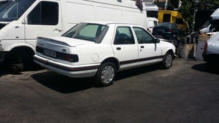 Despiece Ford Sierra