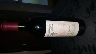 Botella de vino Vega Sicilia