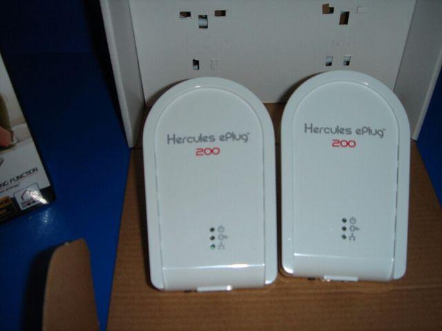 Informatica hercules e plug 200 duo