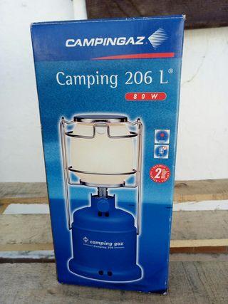 luz campingaz