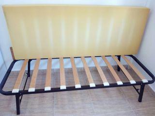 cama 0'70x1'80