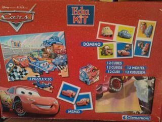 Juegos Cars dr Edu kit