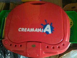 Juego Creamania
