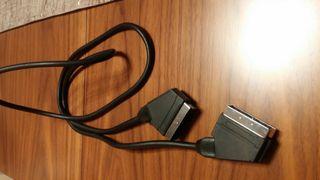 Cable euroconector 1,5 metros perfecto estado