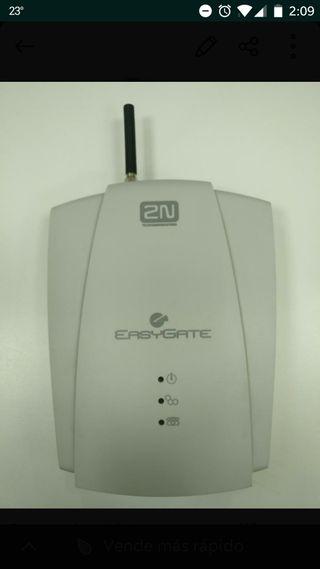 enlace gsm easygate movistar. Dos disponibles