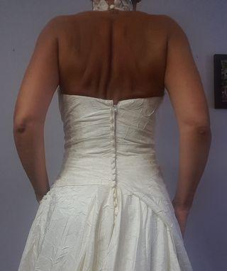 vestido boda Patrick