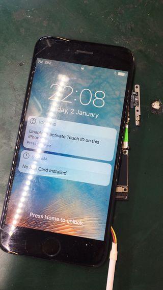 iPhone iPad . Cualquier avería
