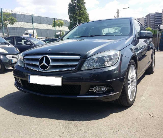 Mercedes Clase C 350 CGI Blue Efficiency Elegance