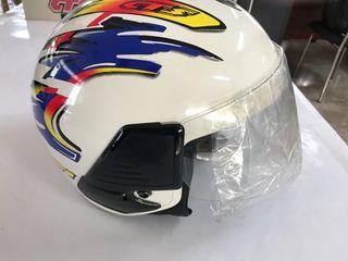 Casco moto marca GTS