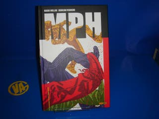 Cómic MPH tapa dura Mark Millar