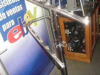 Perchero de pie metal ideal aprovechar espacio