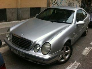 Mercedes-Benz CLK 2001 kompressor sport