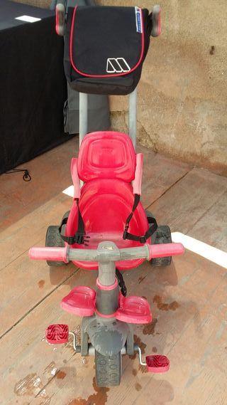 triciclo infantil Molto