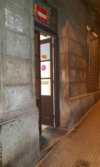 Lonja en calle fica (Bilbao)
