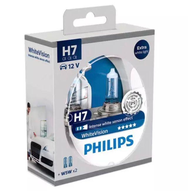 Bombillas H7 white xenon