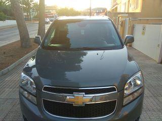 Chevrolet Orlando 2011, 7plazas