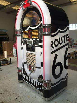 Jukebox Retro Personalizada