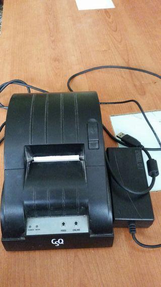 impresora tecket