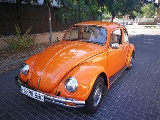 Volkswagen Escarabajo clásico e histórico