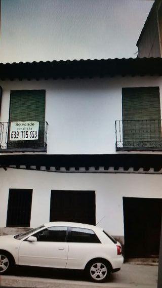 Casa pueblo en venta para reformar en pueblo Avila