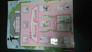 Libro infantil pegatinas