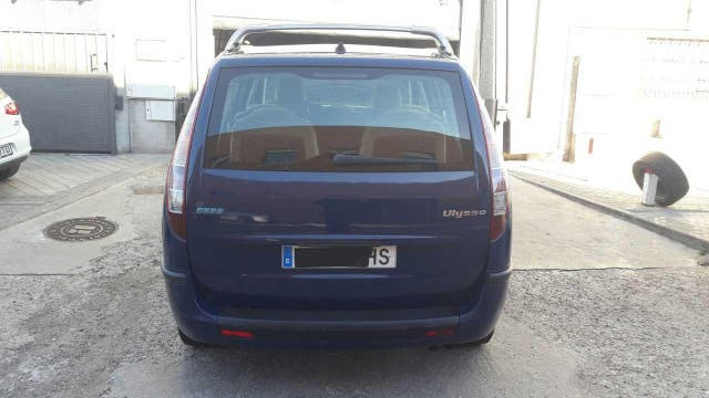 Fiat Ulysse 7 PLAZAS