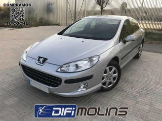 Peugeot 407 1.6 HDI CONFORT 110 cv