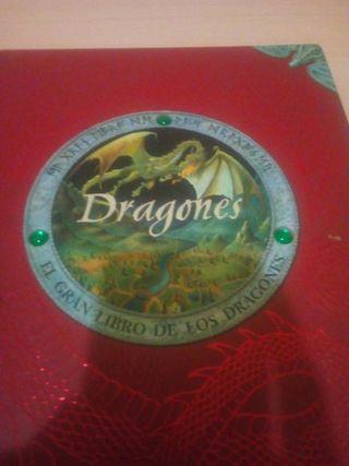 libro de dragones
