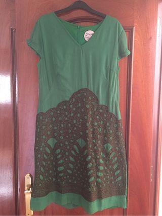 Vestido Almatrichi t.42