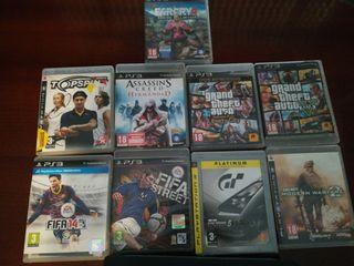 Playstation 3+ juegos