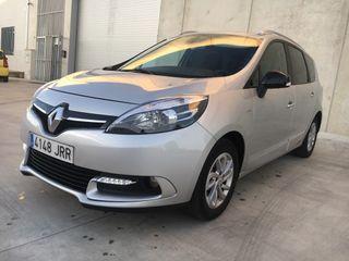 Renault scenic dci garantia oficial hasta 07/2018