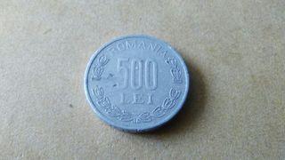 500 lei Rumanía 1999