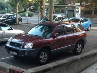 Hyundai Santa Fe GLS CRDI 4x4