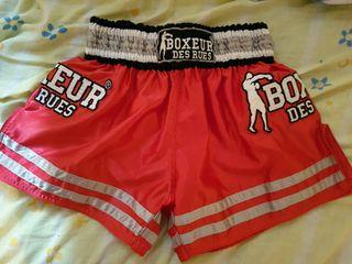 Pantalones Muay Thai Boxeur