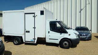 Ford Transit 2009 isotermo reforzado