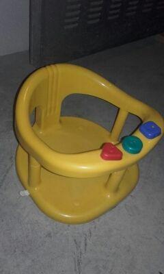 asiento bebe bañera