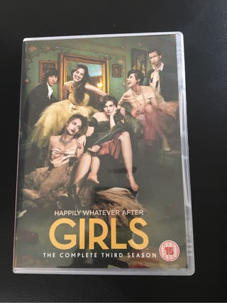 GIRLS DVD