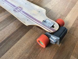 Skate eléctrico Evolve Bamboo 2ª gen.