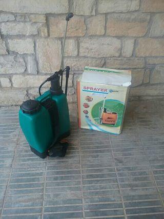 Sulfatadora pulverizadora de 20 litros
