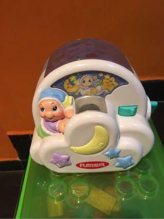 Proyector de bebe