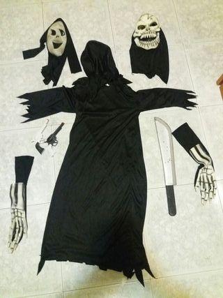 """Disfrazes de """"El hombre sin rostro"""""""