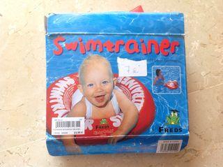 Flotador para bebe de 6-18 kg swimtrainer