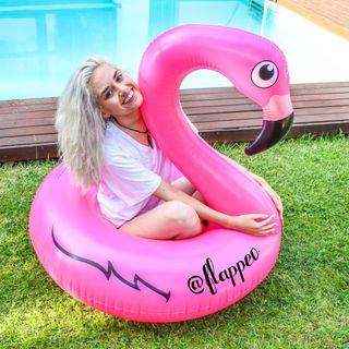 Flotador Flamingo Donut Grande