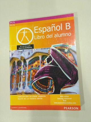 Pearson Baccalaureate Español B