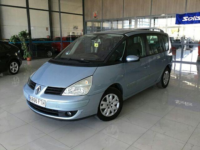 Renault Espace 7 plazas