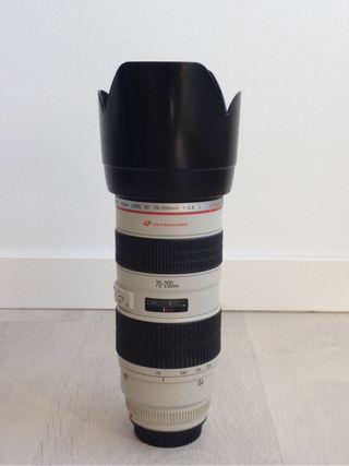 Canon 70-200mm f2.8L
