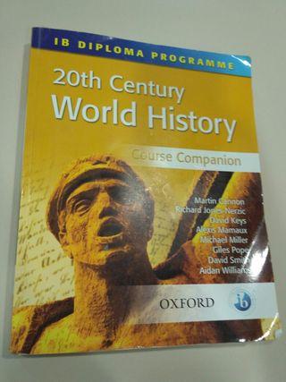 20th century world history IB